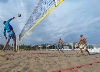Турнир Объединенной пляжной лиги в Челябинске