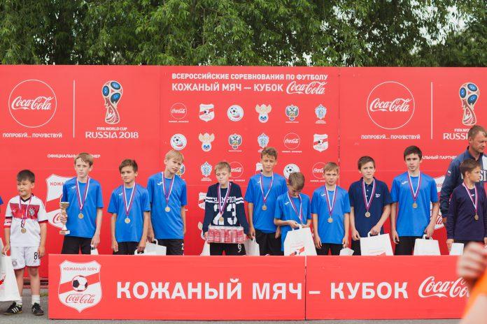 Челябинске завершились областные соревнования по футболу