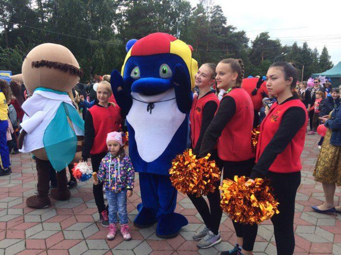 Дельфин Кубка губернатора поддержит «Кросс нации»