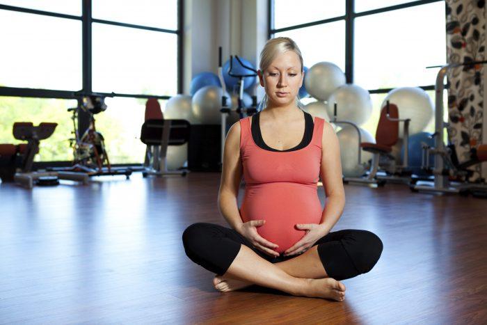 Занятия для беременных воскресенск 70