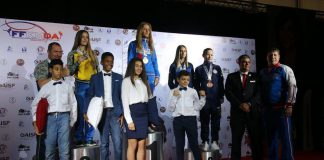 Вера Негодина – чемпионка Европы по тайскому боксу