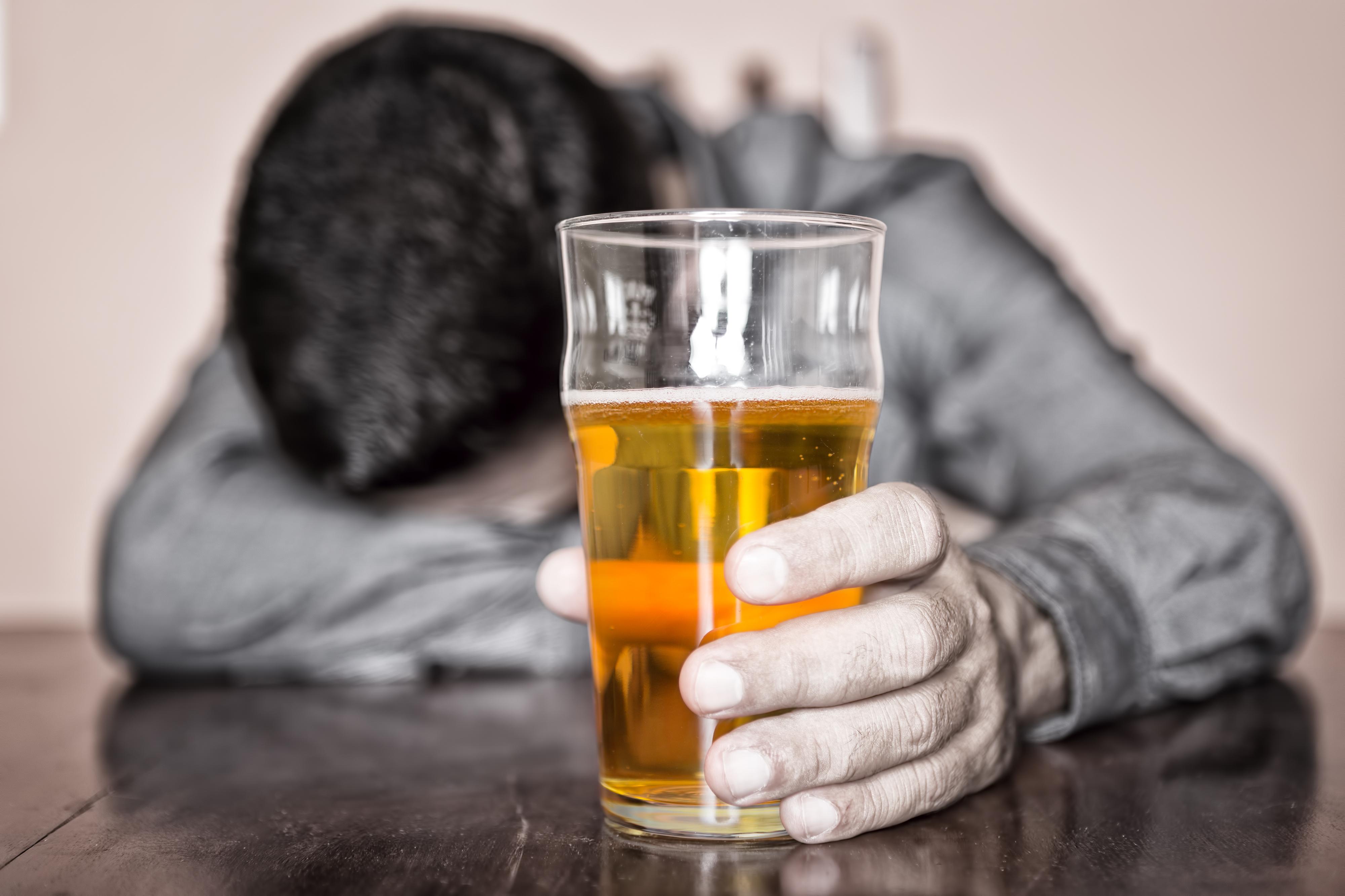 последствия после алкогольного опьянения