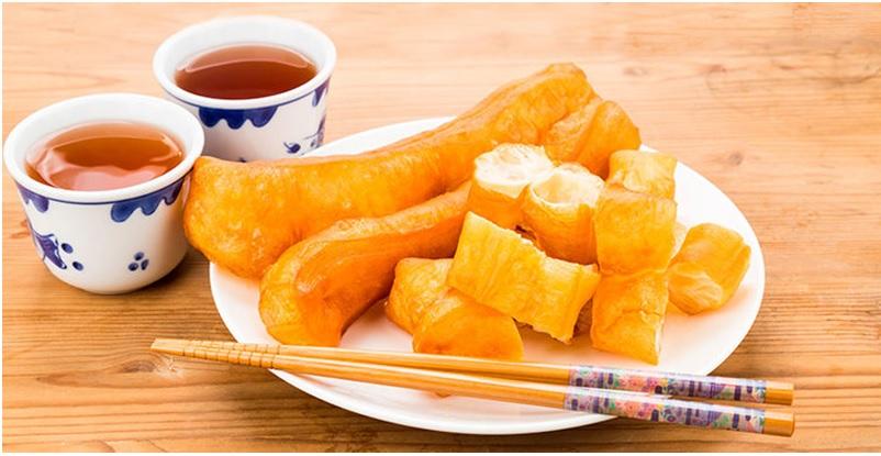 что китайцы едят на завтрак
