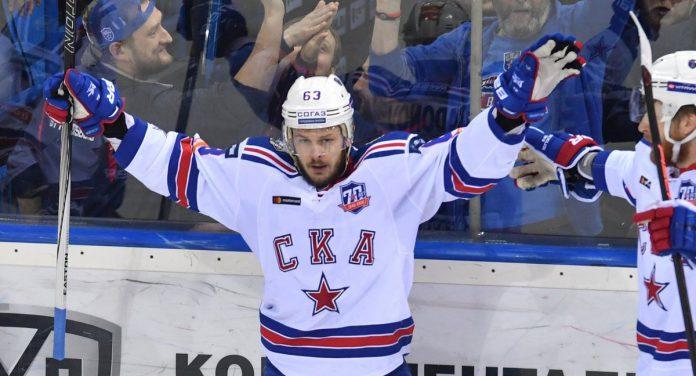 Евгений Дадонов зарядка со звездой