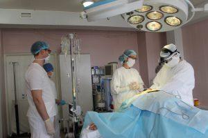 Проведение успешной операции с тяжелейшей патологии сердца