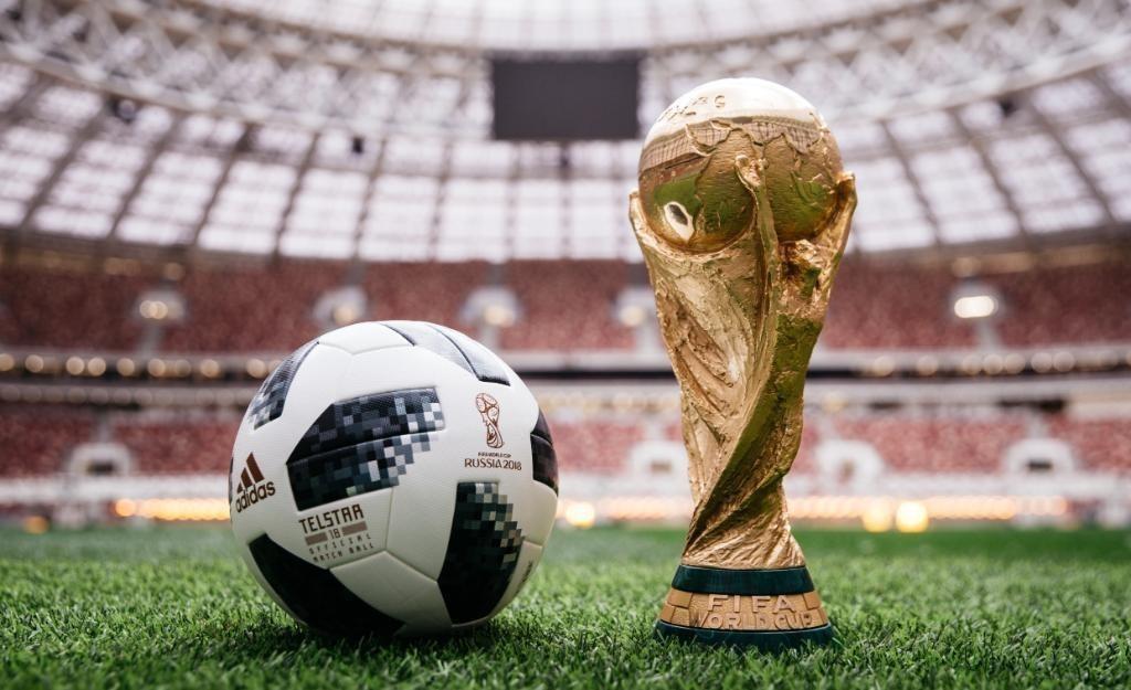 как выглядит футбольный мяч чемпионата мира по футболу 2018
