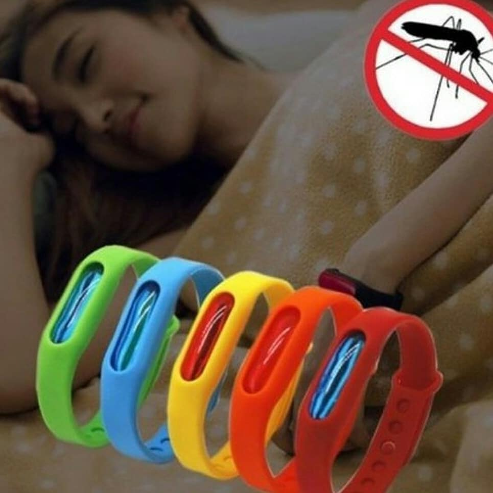 защита от насекомых на природе