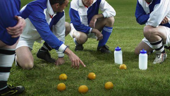 питание футболистов