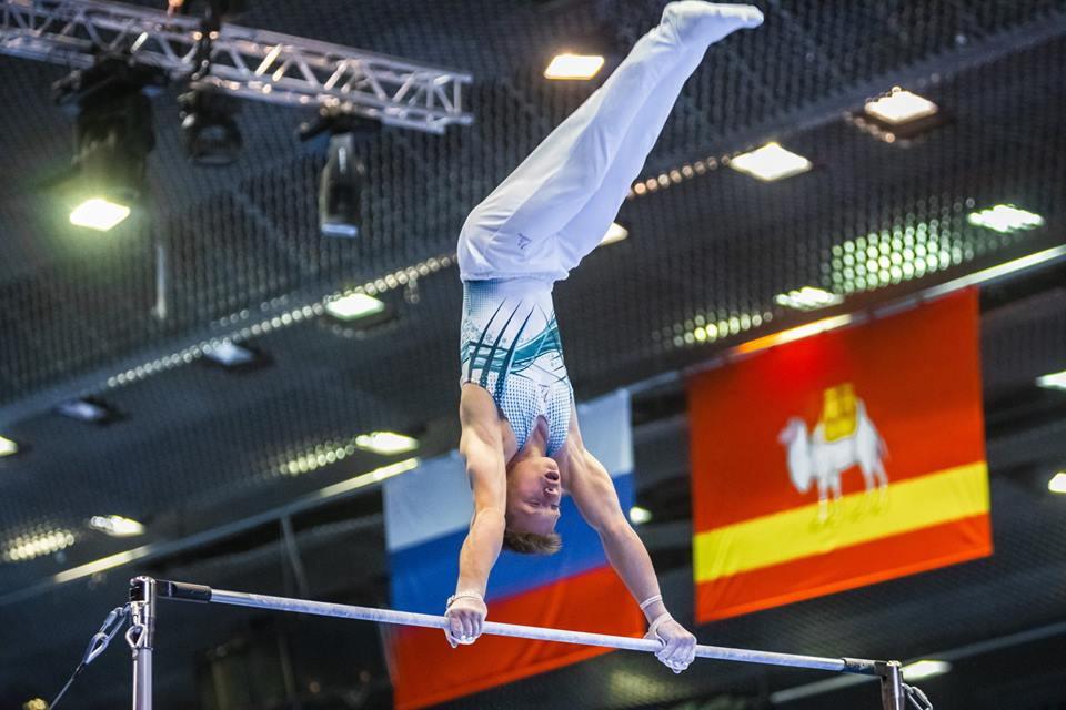 Кубок и первенство России по спортивной гимнастике среди юниоров и мужчин