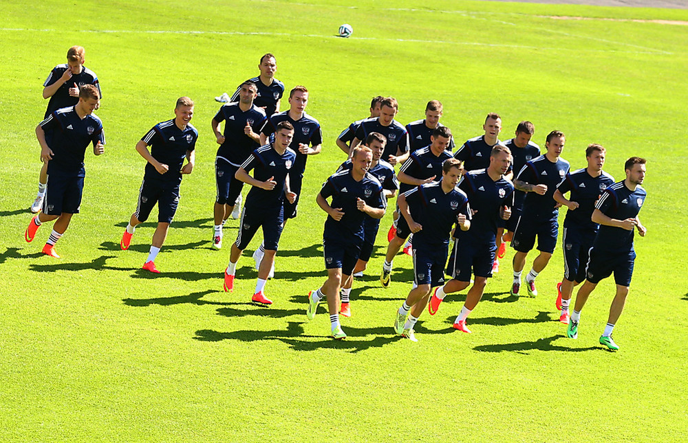 тренировочные нагрузки в процессе подготовки футболистов