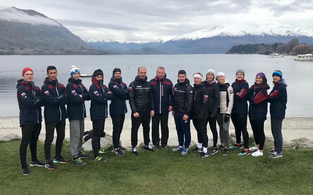 юиниорская команда по сноуборду РФ