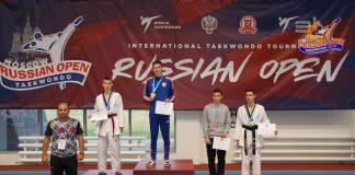 Южноуральские тхэквондисты завоевали 7 медалей