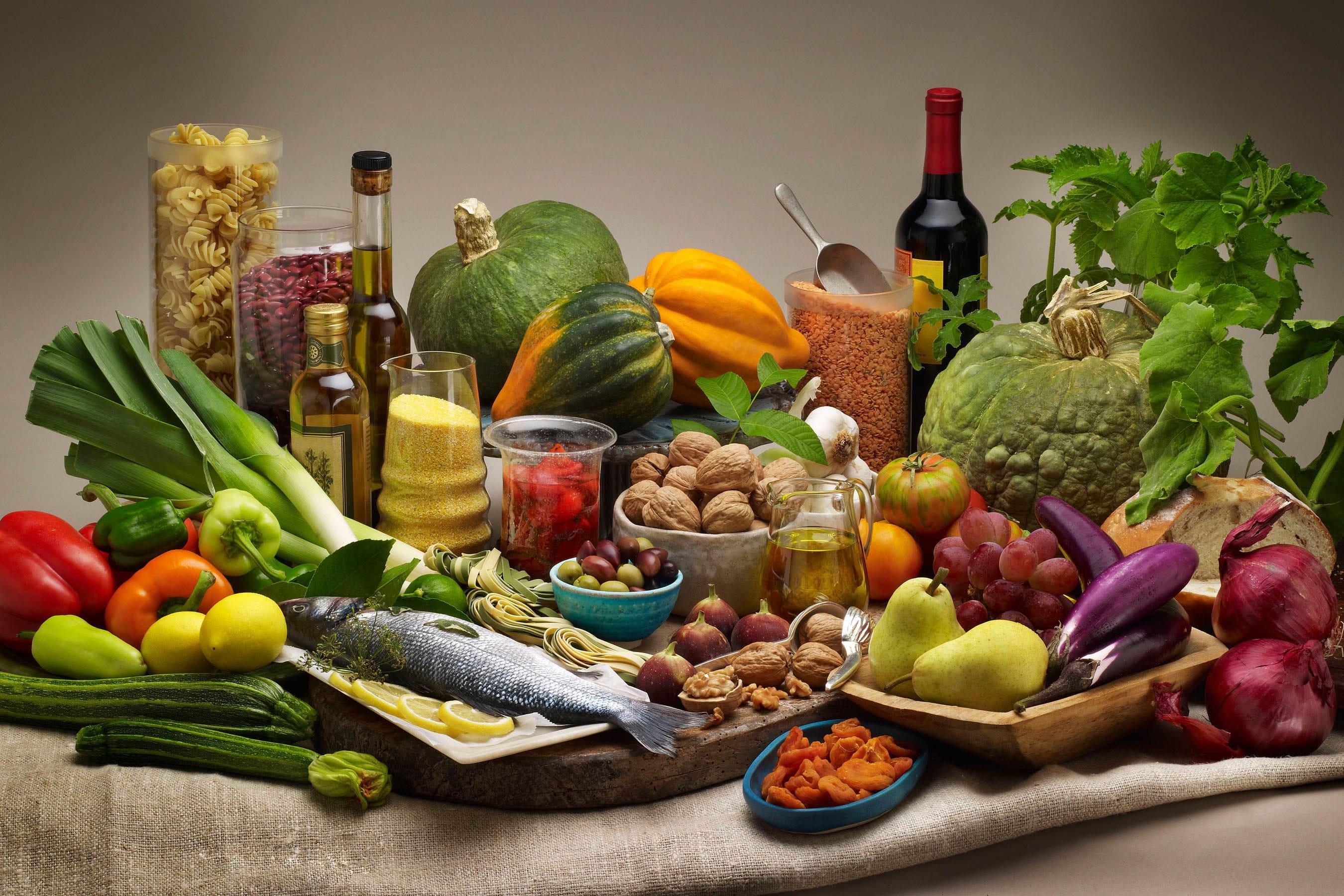 2. Принципы здорового питания