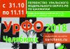Шахматы-первенство УрФО 2018