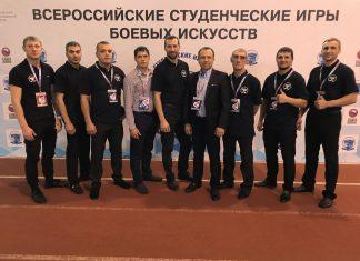 4 золота тайбоксеров на Всероссийских студенческих Играх