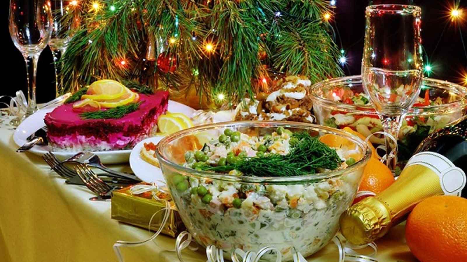 какие блюда готовить на новый год 2019 год свиньи