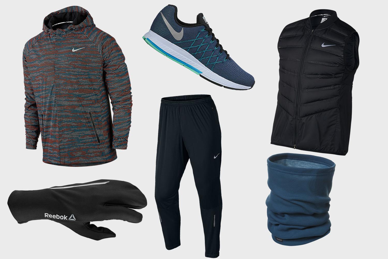 одежда для бега зимой на улице