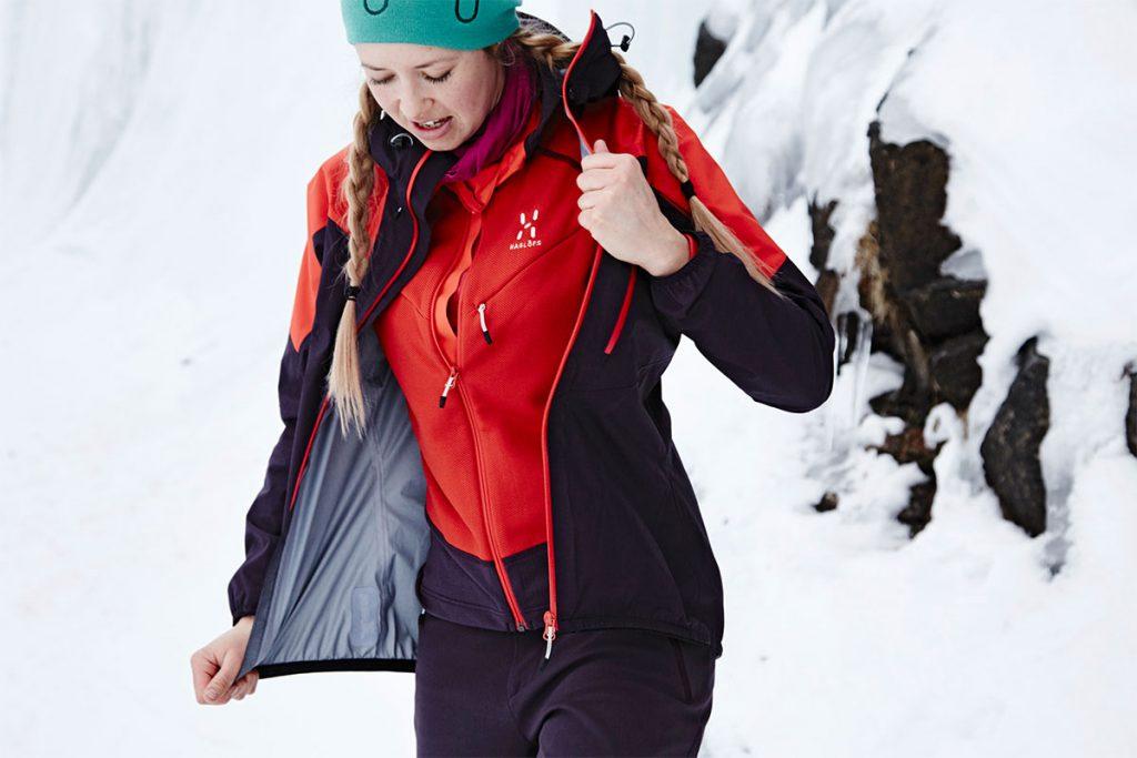 одежда для катания на горных лыжах